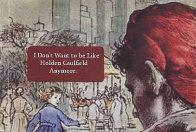 Holden Caulfield Redmarketer
